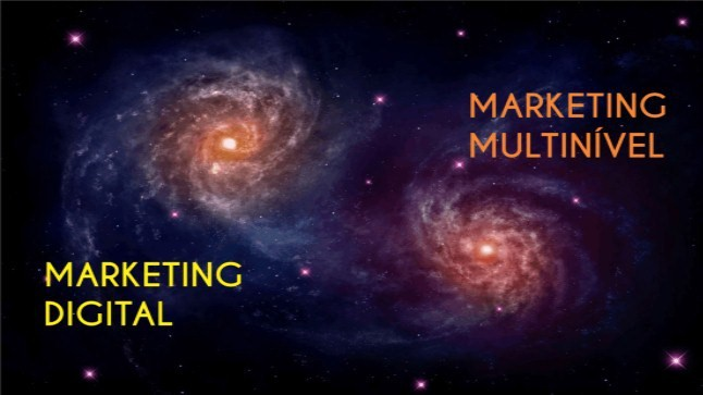 Marketing Multinível Digital | Fusão