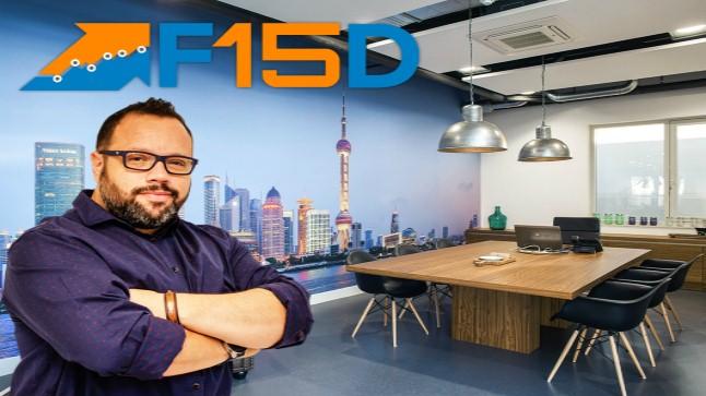 F15D Network - Luciano Augusto: Funciona? Dá Resultado? É Bom? Vale a Pena? | Quem é?