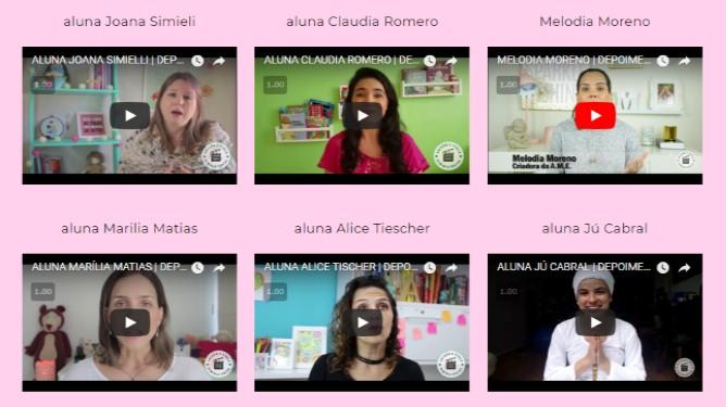 Edição e Vídeo Sem Mistérios - Tati Lopes | Depoimentos