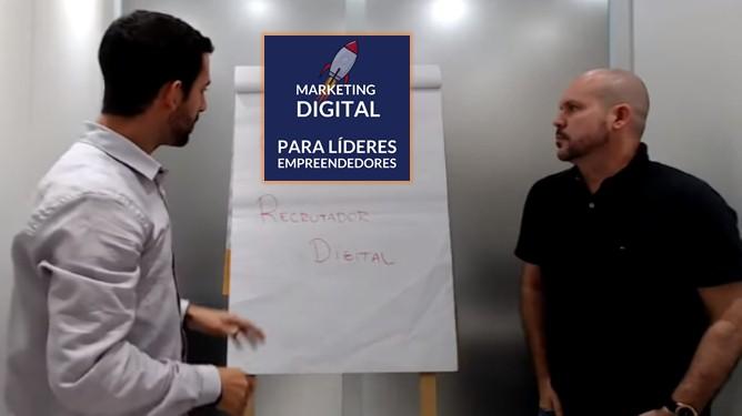 Recrutador Digital - Sidarta Rebello e Elvis Rodrigues: Funciona? Dá Resultado? É Bom? Vale a Pena? | O Que é?