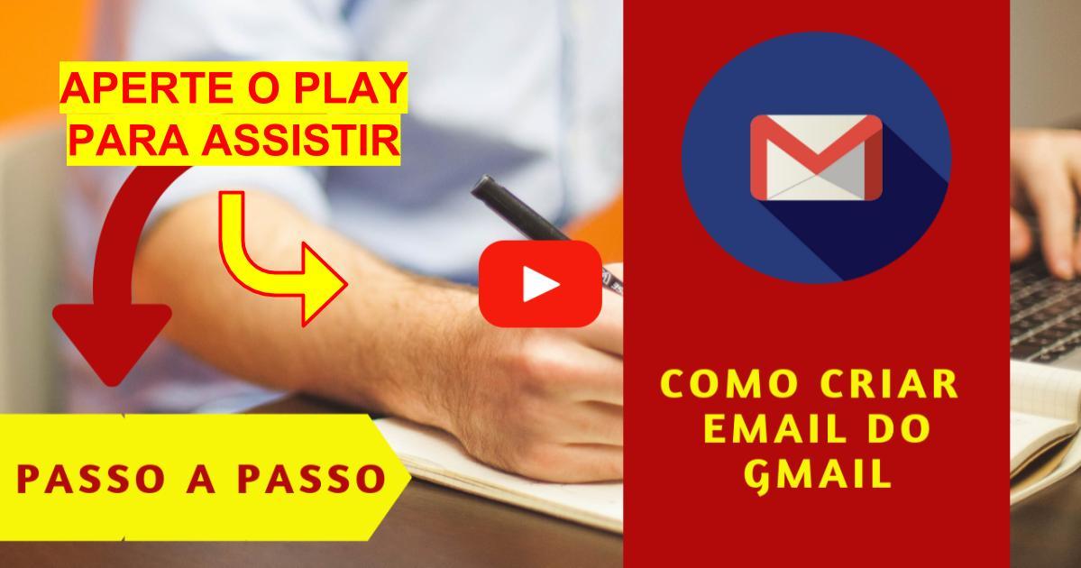Como Criar Email do Gmail