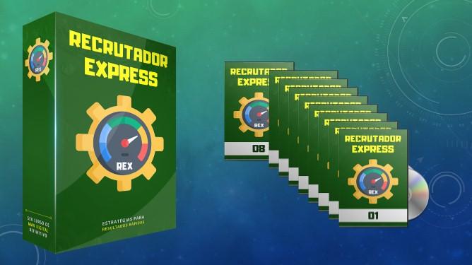 Recrutador Express | O Que é? Conteúdo do Curso