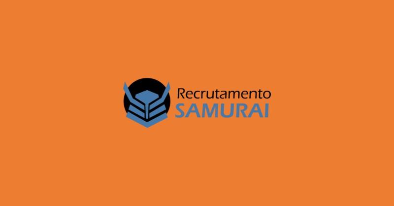 Recrutamento Samurai - Andres Postigo