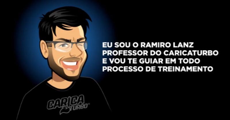 CaricaTurbo - Curso de Caricarutas do Ramiro Lanz - Funciona, É Confiável, É Bom