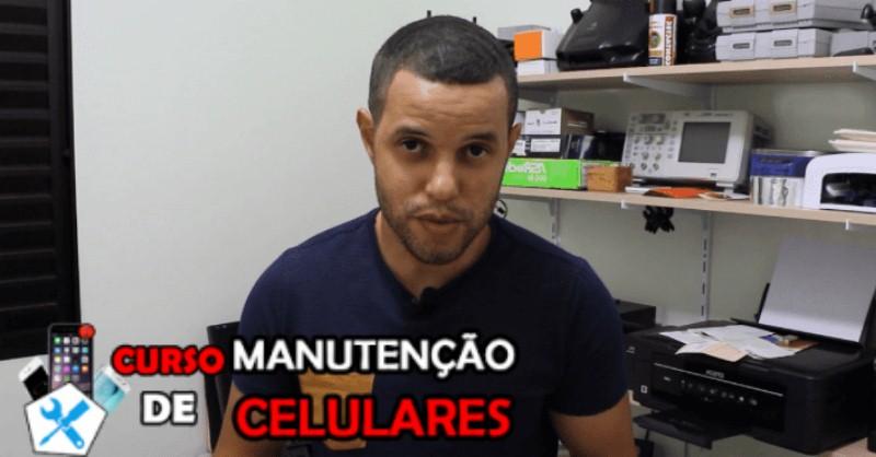 Curso Manutenção de Celular - Curso de Manutenção de Aparelho Celular do André Cisp - Funciona, É Confiável, É Bom