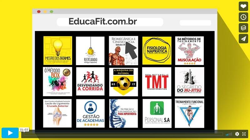 EducaFit - Escola de Mercado Fitness do Leonardo Peracini