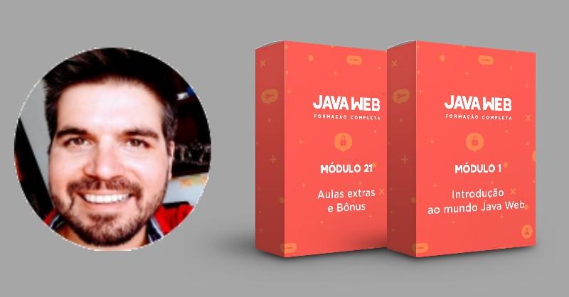 Formação de Java Web - Curso de Java EE do Alex Fernando Egidio - Funciona, É bom, Vale a Pena