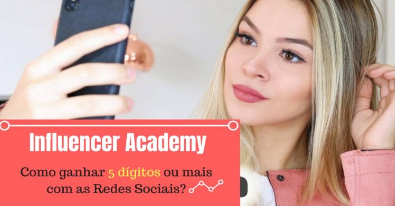Influencer Academy - Curso de Influenciador Digital da Gabriella Ferreira - Funciona, É Confiável, É Bom