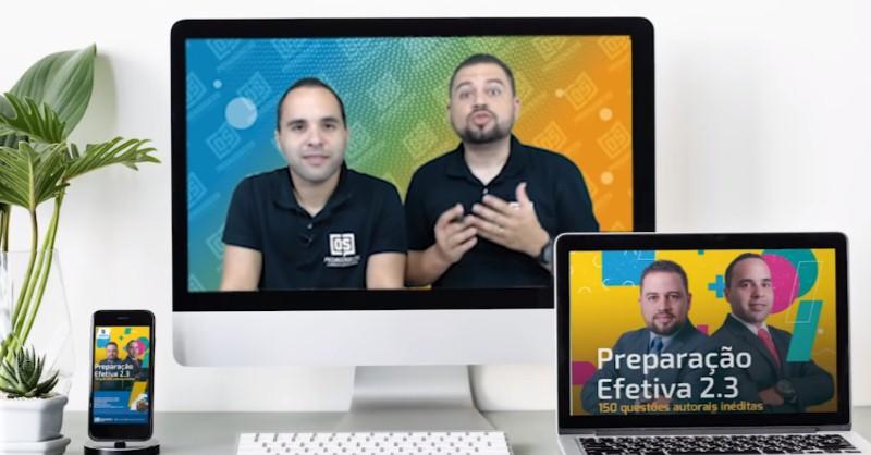 Preparação Efetiva - Preparatório para o SEE-DF Professor Efetivo 2019 do Os Pedagógicos - Funciona, É Confiável, É Bom