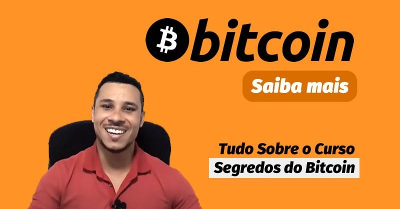 Segredos do BitCoin - Curso de Criptomoedas do Ronaldo Silva - Funciona