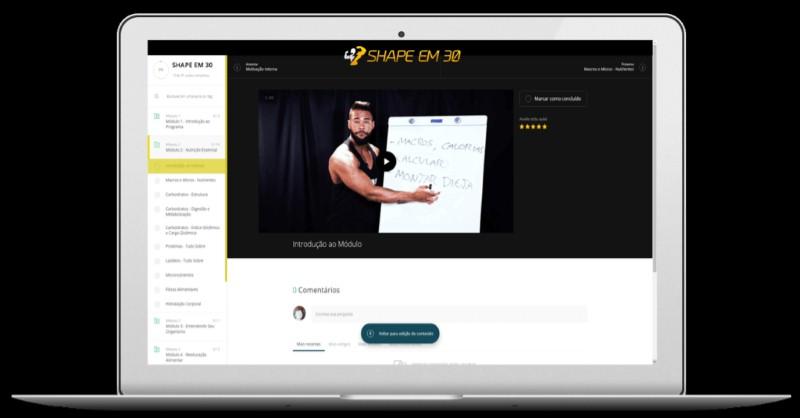 Shape em 30 Dias - Programa de Musculação do Victor Lélis - Funciona, É Confiável