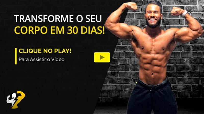 Shape em 30 Dias - Programa de Musculação do Victor Lélis