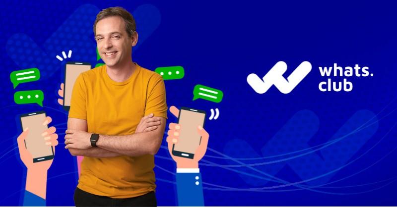 WhatsClub - Ferramenta de Automação para WhatsApp do Diego Carmona - É Confiável, É Bom, Funciona