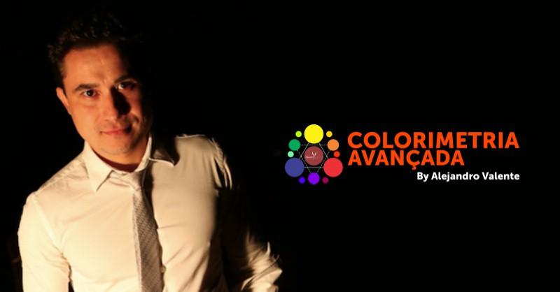 Colorimetria Avançada - Curso de Colorimetria Capilar do Alejandro Valente - Funciona, É bom, Vale a Pena