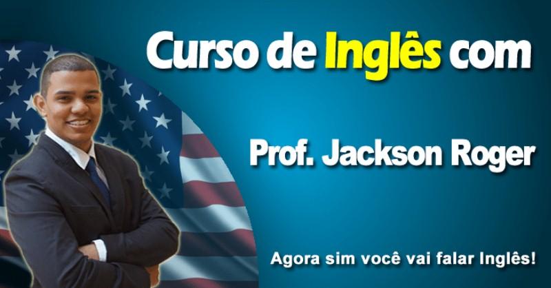 Curso de Inglês do JRoger - Curso de Língua Inglesa do Jackson Roger - Funciona, É bom, Vale a Pena