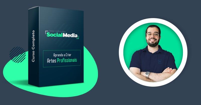 Design Gráfico para Social Media - Curso de Designer Gráfico do Viana Patricio - Funciona, É bom, Vale a Pena