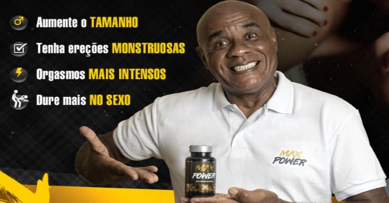 Max Power - O Comprimido para Engrossar o Pênis da Bio Supre - Funciona, Dá Resultado, É Bom, Vale a Pena Mesmo, Furada