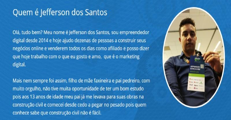 Minha Melhor Estratégia - Curso paraVender Como Afiliado do Jefferson dos Santos - Funciona, É bom, Vale a Pena