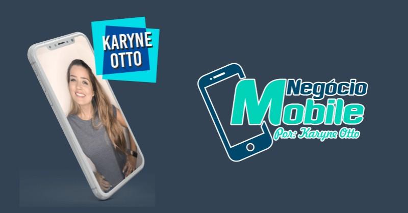Negócio Mobile - Curso paraVender Com Afiliado pelo Celular do Karyne Otto - Funciona, É bom, Vale a Pena