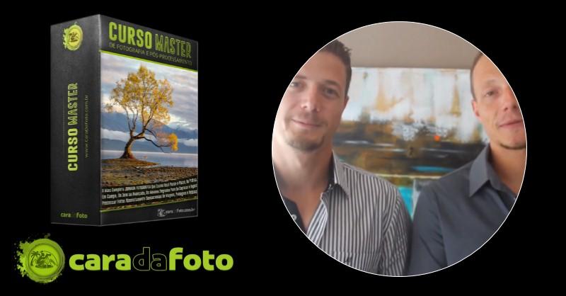 O Cara da Foto - O Curso Master de Fotografia Profissional do Ricardo e Rodrigo Polesso - Funciona, Dá Resultado, É Bom, Vale a Pena Mesmo, Furada