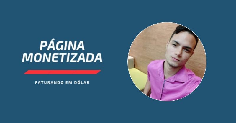 Página Monetizada - Curso de Como Ganhar Dinheiro Com FanPages do Leandro Mohamed - Funciona, É bom, Vale a Pena