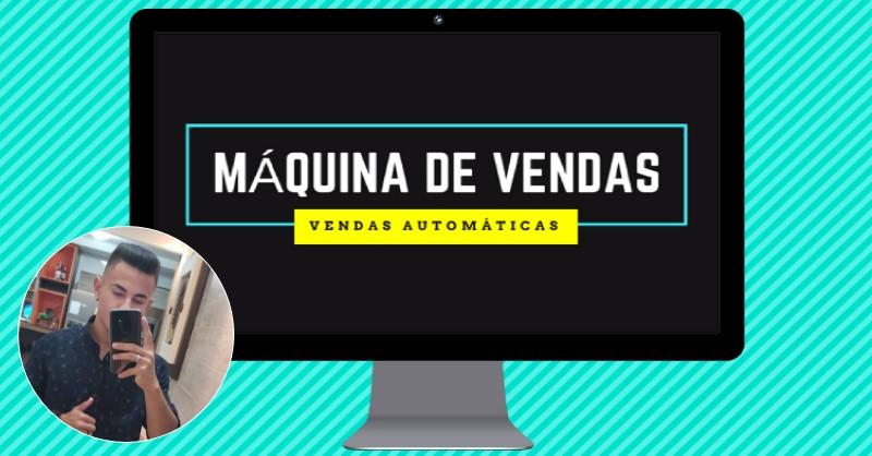 WhatsApp Marketing Máquinas de Vendas - O Robô de Vendas Automáticas no WhatsApp do Erick Hoffmann - Funciona, É bom, Vale a Pena, Furada, Fraude