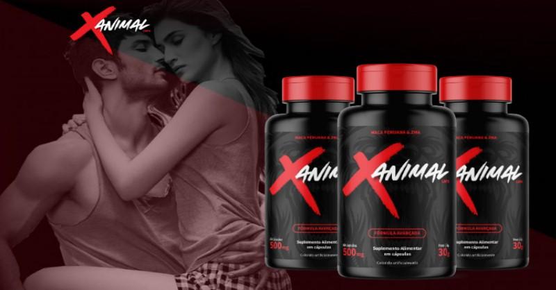 X-Animal, O Estimulante Sexual de Aumentar o Pênis da Ikaps Suplementos - Funciona, Dá Resultado, É Bom, Vale a Pena Mesmo, Furada