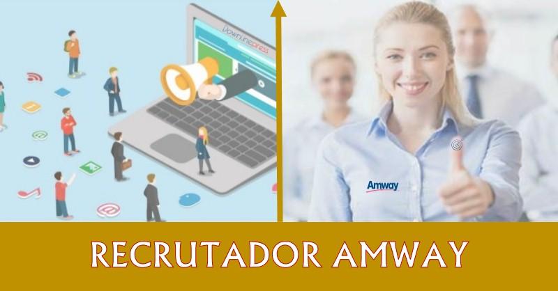 Meu Recrutador MMN Amway Online