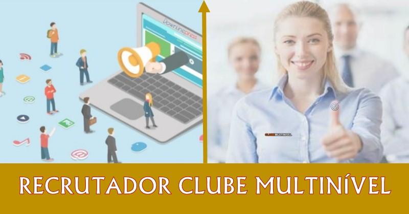 Meu Recrutador MMN Clube Mulltinível Online