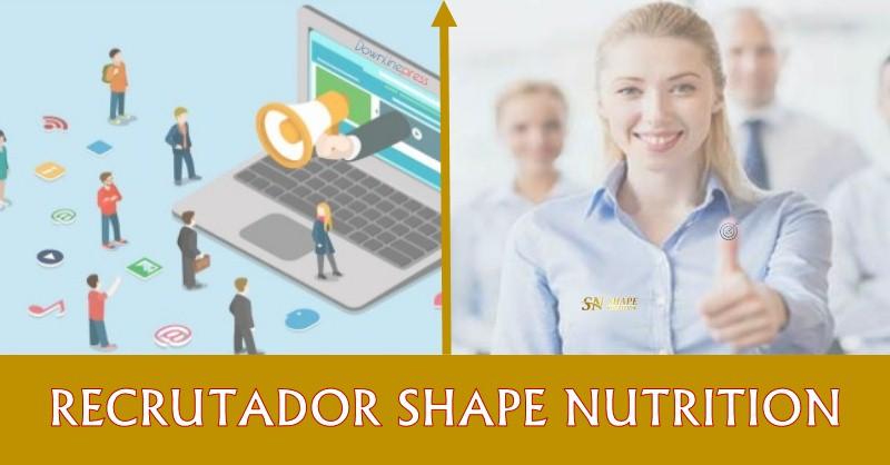 Meu Recrutador MMN Shape Nutrition Online