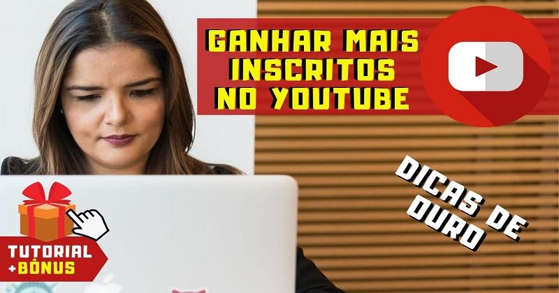 Como Ganhar Mais Inscritos no Youtube com PagSocial