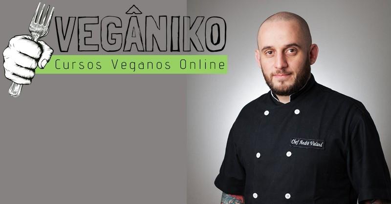 Hamburgers Veganos - Chef Andre Vieland