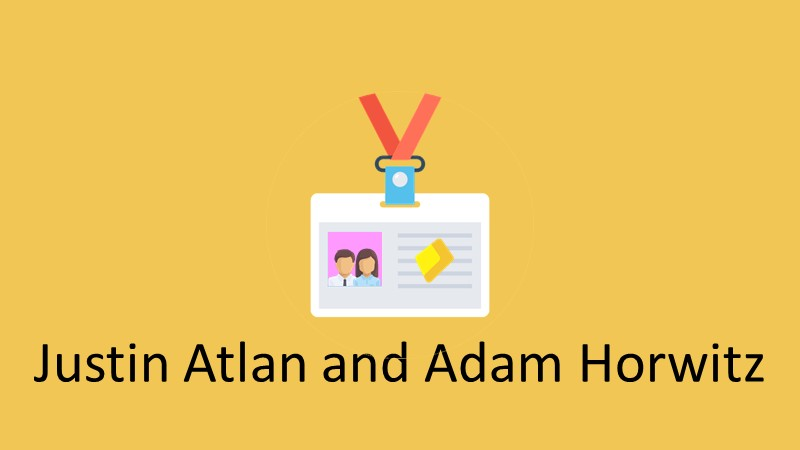 Course Click Bank University Justin Atlan and Adam Horwitz | It works? It's good? Worth it?