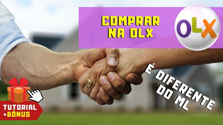 Como Comprar na OLX