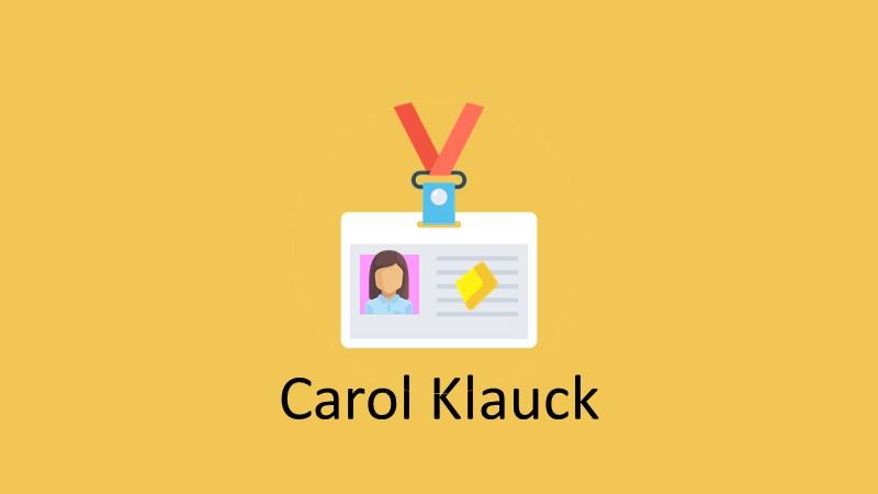 Costure Todo Dia Carol Klauck Funciona Dá Resultado É Bom Vale a Pena Mesmo