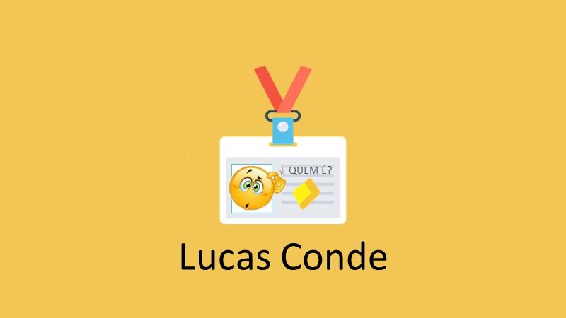 Como Editar Vídeo do Lucas Conde | Funciona? É bom? Vale a Pena?