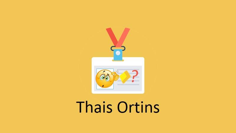 Frases da Conquista da Thais Ortins | Funciona? É bom? Vale a Pena?