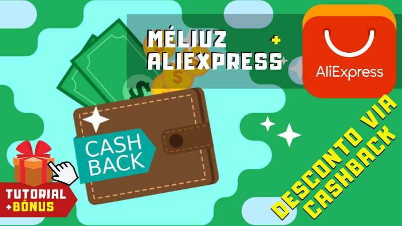 Como Ganhar Desconto no AliExpress com CashBack da Méliuz