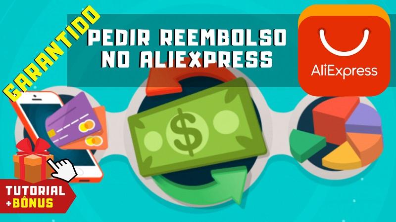 Como Pedir Reembolso no AliExpress