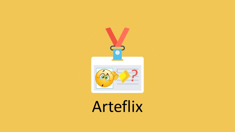 Netflix dos Designers - Arteflix - Funciona Dá Resultado É Bom Vale a Pena