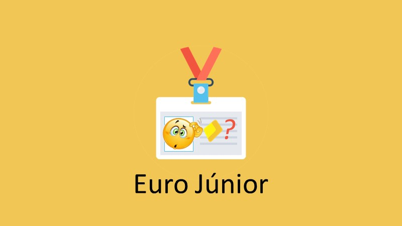 Método Euro - Euro Júnior - Funciona Dá Resultado É Bom Vale a Pena