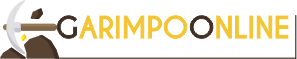 logo garimpo online
