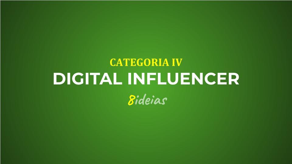 Negócios Online 2021 - Digital Influencer