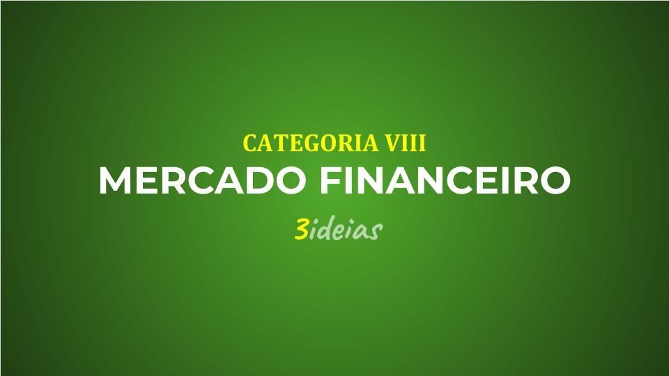Negócios Online 2021 - Mercado Financeiro