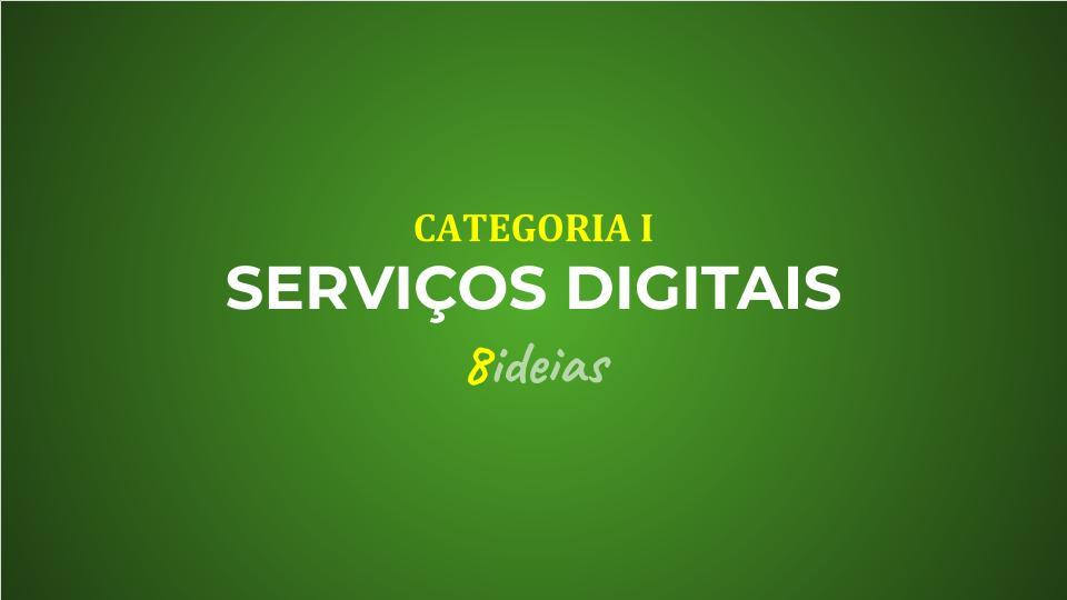 Negócios Online 2021 - Serviços Digitais